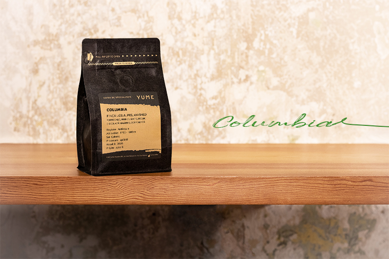 COLUMBIA Finca Los Alpes, Washed, 250g